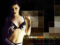 Fairuza Balk in lingerie