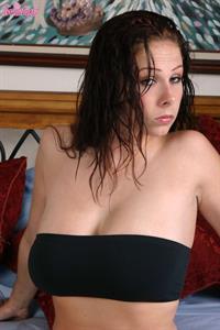 Gianna Michaels in a bikini