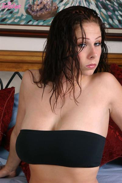 Gianna Michaels in a bikini