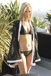 Anne Heche in a bikini