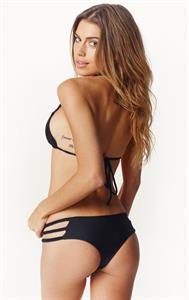 Jade Cara in a bikini - ass