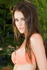 Erica Ellyson in lingerie