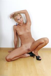 Afina - pussy and nipples
